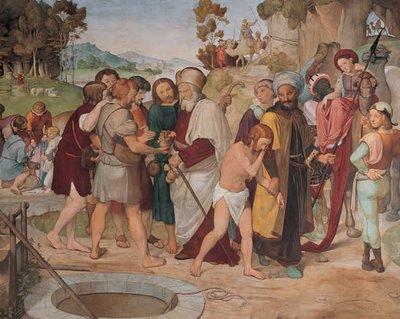 La vida de José el hijo de Jacob [audio predicas]