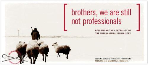 conferencia para pastores deseando a dios