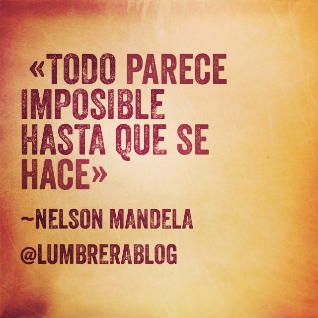 ¿Imposible?