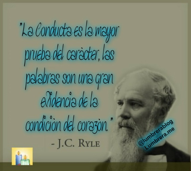 JC RYLE QUOTS CITAS FRASES