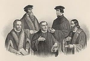 Los-Reformadores-Protestantes