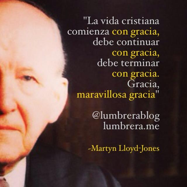 Martyn Lloyd Jones citas frase quots