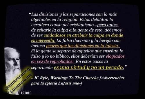 la defensa de la fe es una virtud jc ryle