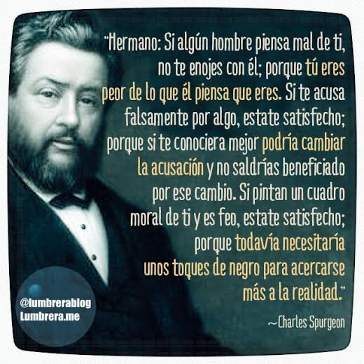 Todavia soy peor Charles spurgeon