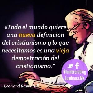 Leoanrd Ravenhill_Lumbrera