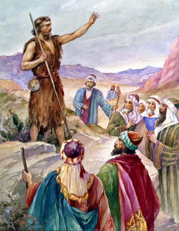 Un profeta sin igual – Lumbrera